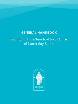 Picture of the church General Handbook